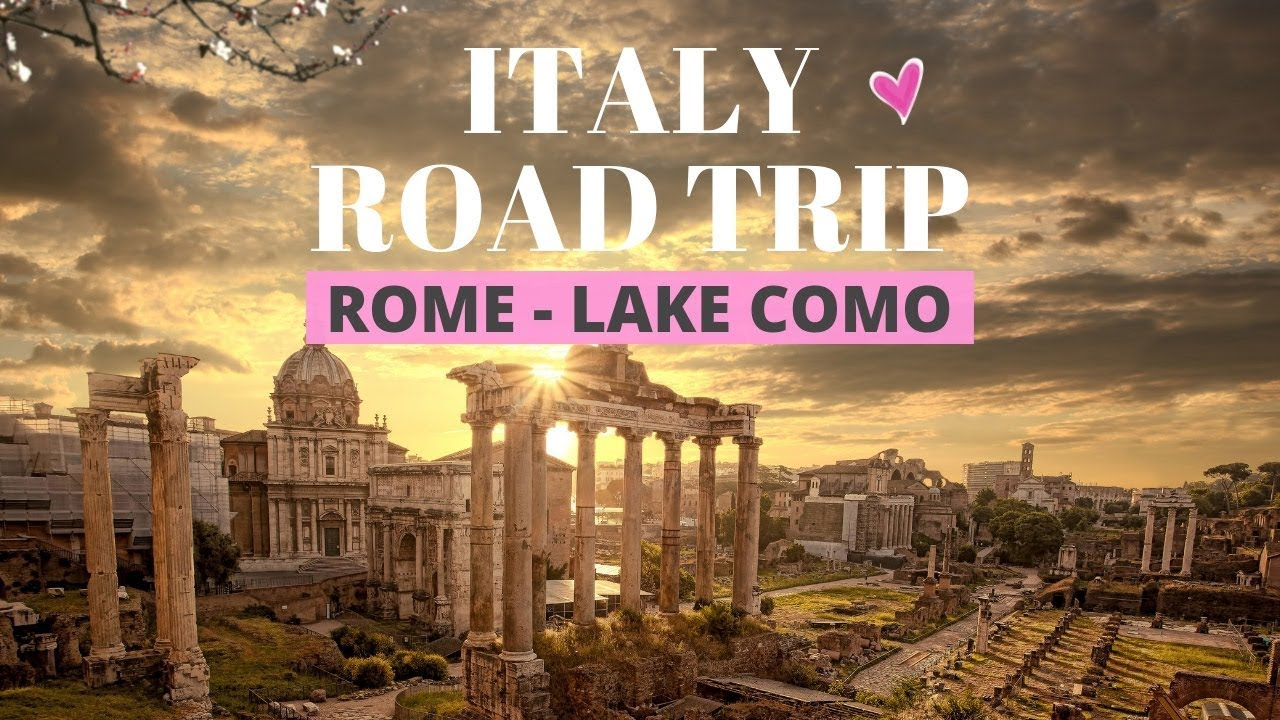 ITALY ROAD TRIP: Your Italian Itinerary By a Local! - KEEP