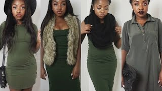 Fall LookBook | OLIVE DRESSES