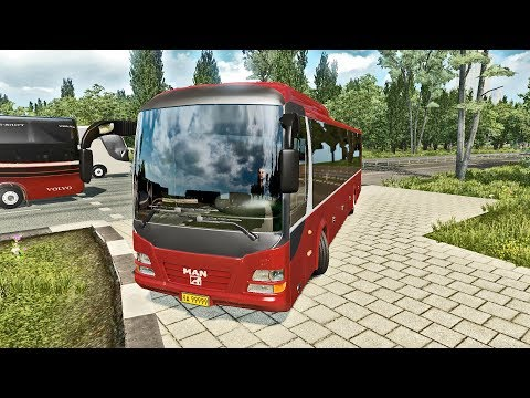 MAN BUS 2017 Constant 150+Kmh on Highway