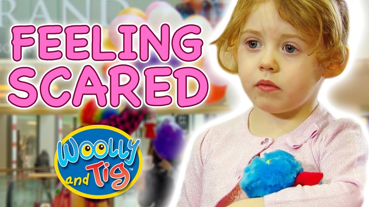 Woolly And Tig Feeling Scared Kids Tv Show Full
