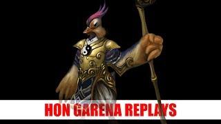 HoN Monkey King Gameplay - Pandaa`x - Rank Immortal