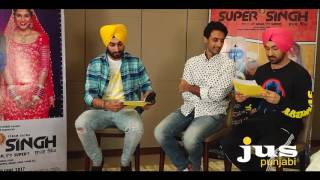 What happened that Diljit Dosanjh said such a b...