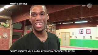 La police municipale de Meaux en action : Reportage 2018
