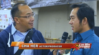 SUAB HMONG E-NEWS: Exclusive with CHA HER on his latest movie