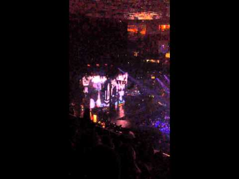 Madonna Justify My Love MDNA concert San Jose, Ca