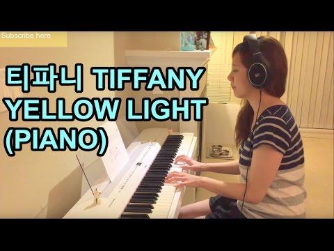 티파니 TIFFANY (SNSD) - YELLOW LIGHT (PIANO)