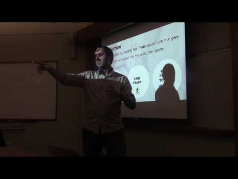 Santiago Halty Part 1 - Entrepreneur Speaker Series at UC Berkeley