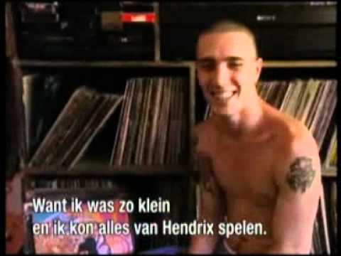 John Frusciante about Jimi Hendrix