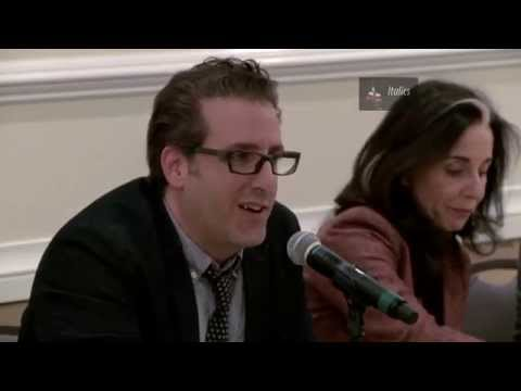 "NIAF Gala Weekend 2014 - ""The Italian Americans"" documentary - Panel Discussion"