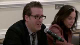 """NIAF Gala Weekend 2014 - """"The Italian Americans"""" documentary - Panel Discussion"""