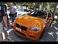 Bright Orange BMW M5 (F10)