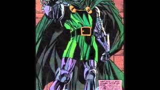 Monarch of LATVERIA (Doctor Doom