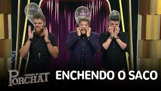 """Baixar Zé Neto e Cristiano competem no """"Enchendo o Saco"""""""