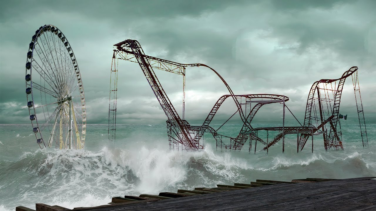 10 Scariest Amusement Parks That Are Completely Abandoned!