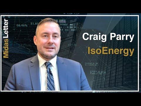 IsoEnergy (CVE:ISO) CEO, Craig Parry On Athabasca Basin Uranium Deposits