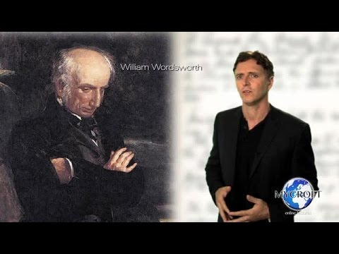 William Wordsworth - Upon Westminster Bridge - Full Lecture and Analysis by Dr. Andrew Barker