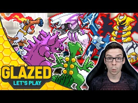 TOUGH Battle vs LEGENDS! Pokemon Glazed #22