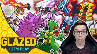 TOUGH Battle vs LEGENDS! Pokemon Glazed #22