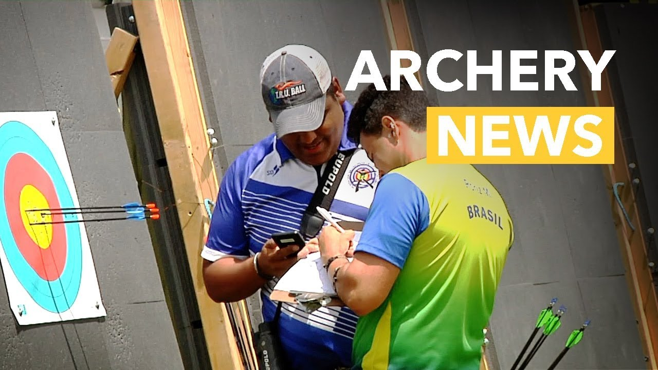 Winning a spot to compete at the Lima 2019 Pan Am Games |Archery News