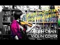 Skrillex - Scary Monsters and Nice Sprites - Aiden Chan Violin Cover