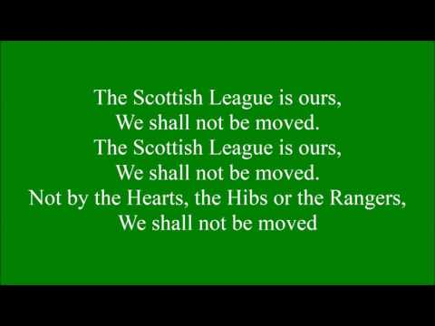 We Shall Not Be Moved with lyrics