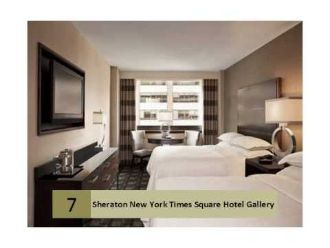 Sheraton New York Times Square Hotel Gallery