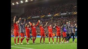 Liverpool 4-3 Borussia Dortmund Europa League 2015/2016 |HD|