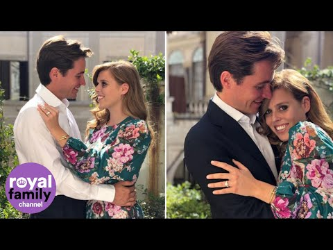 Princess Beatrice Is Engaged to Edoardo Mapelli Mozzi!