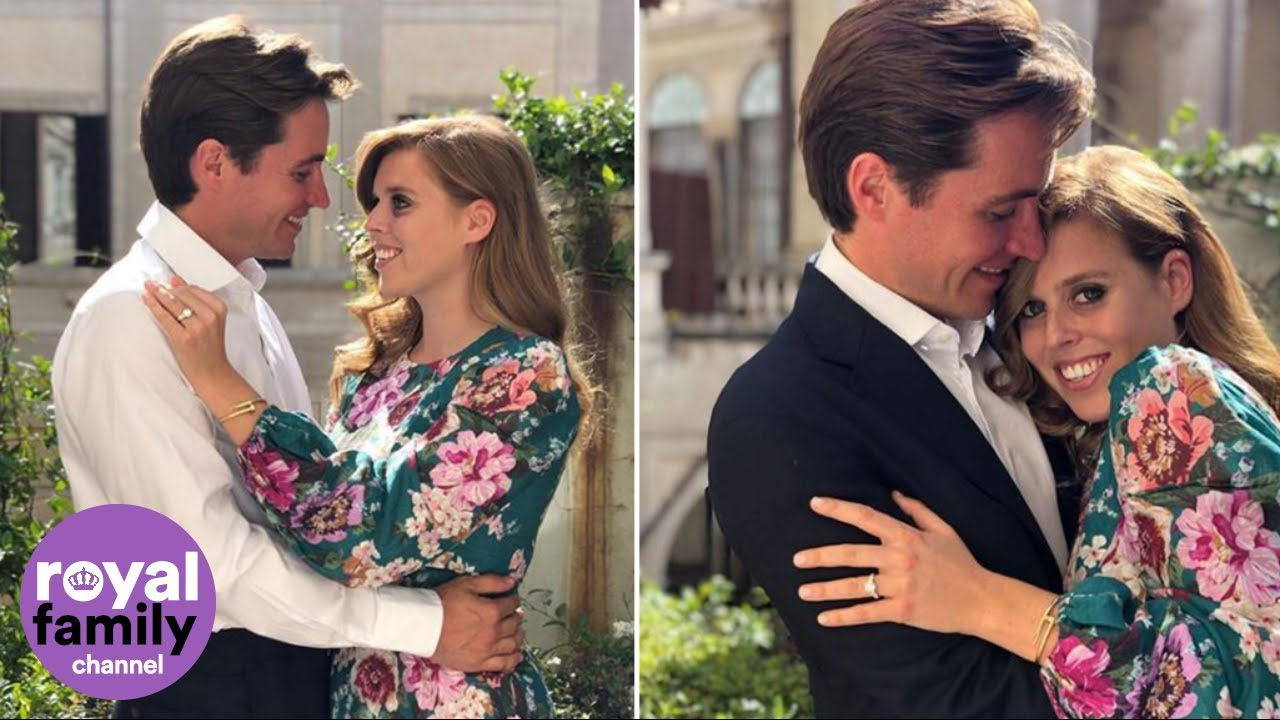 Princess Beatrice announces engagement to Italian property tycoon