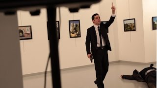 Убийство российского посла в Турции произошло в прямом эфире