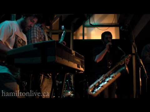 The Budos Band - King Cobra - Live at Pepper Jacks in Hamilton, Ontario