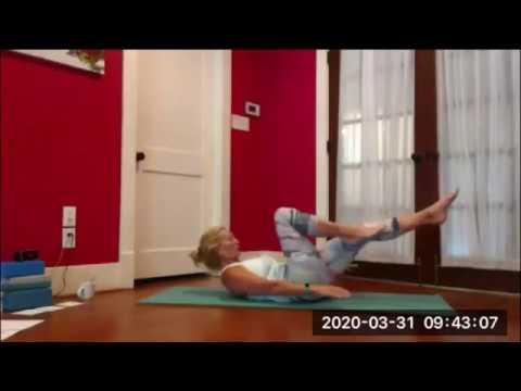 Mat Pilates at Home