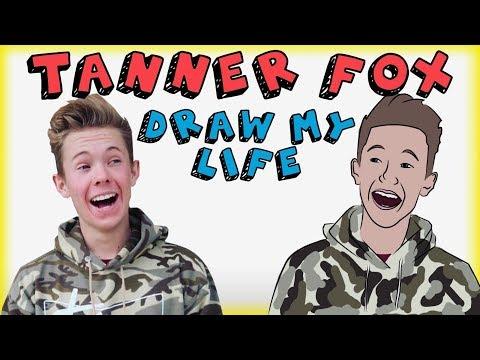 Draw My Life! - Tanner Fox