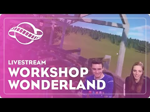 Workshop Wonderland (w/ Robert Chisholm)