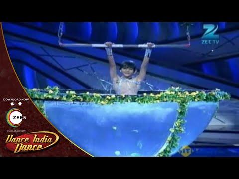 DID Dance Ke Superkids - 9th September 2012 - Tanay Performance