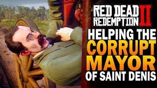 The Corrupt Mayor And Secret Saint Denis Discount! Red Dead Redemption 2 [RDR2]