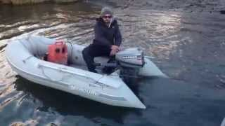 Bateau Gonflable MERCURY / Inflatable boat