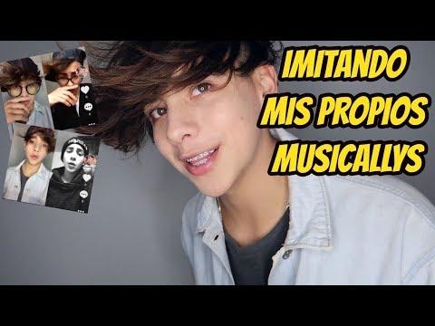 IMITANDO MIS ANTIGUOS MUSICALLYS / TIKTOKS