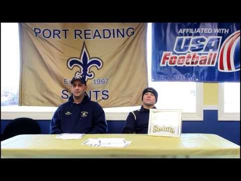 Port Reading Saints & USA Football