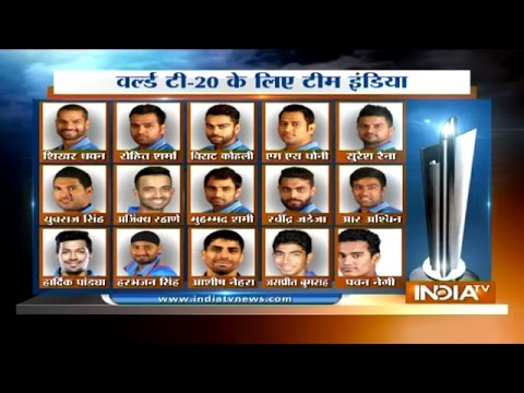Team India Squad for World Cup T20 and Asia Cup Announced  Cricket Ki Baat