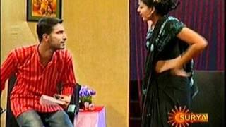 Anushree Navel Show