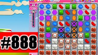 Candy Crush Saga Level 888 | Complete!