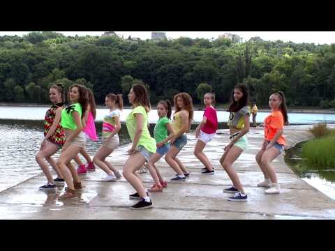 Dance Academy&Alternativa - (cola song) jazz funk