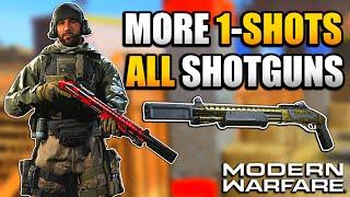 Get More ONE Shots with Shotguns | Every Shotgun Best Class Setup Modern Warfare