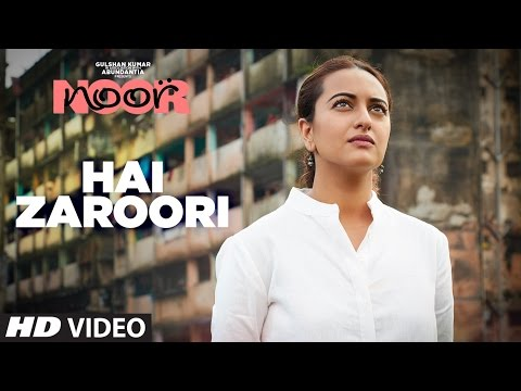 Hai Zaroori Video Song | NOOR | Sonakshi Sinha | Prakriti Kakar | Amaal Mallik | T-Series