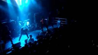 Cannibal Corpse - Make Them Suffer - Dublin live