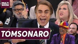 Presidente TOMSONARO e sua turma em Brasília! 😂   RESUMO DA SEMANA    Multi Tom   Humor Multishow