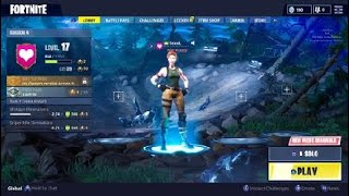 Fortnite PS4 - Solo Matches