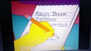 Los Simpsons: Fonzo destruye juguetes de la competencia