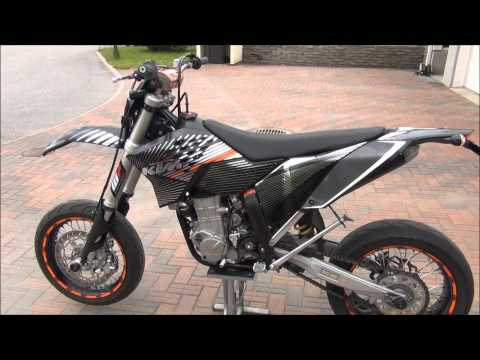 Supermoto Wheels Ktm 530 Exc Ktm 530 Exc Walk Around